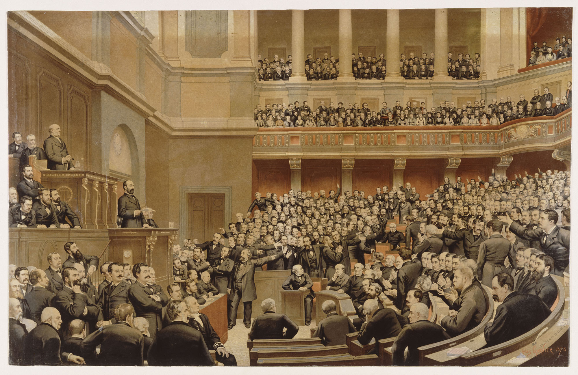 1875年-1876年 - 19世紀 - 何世紀という時の流れの中で - ヴェルサイユ ...