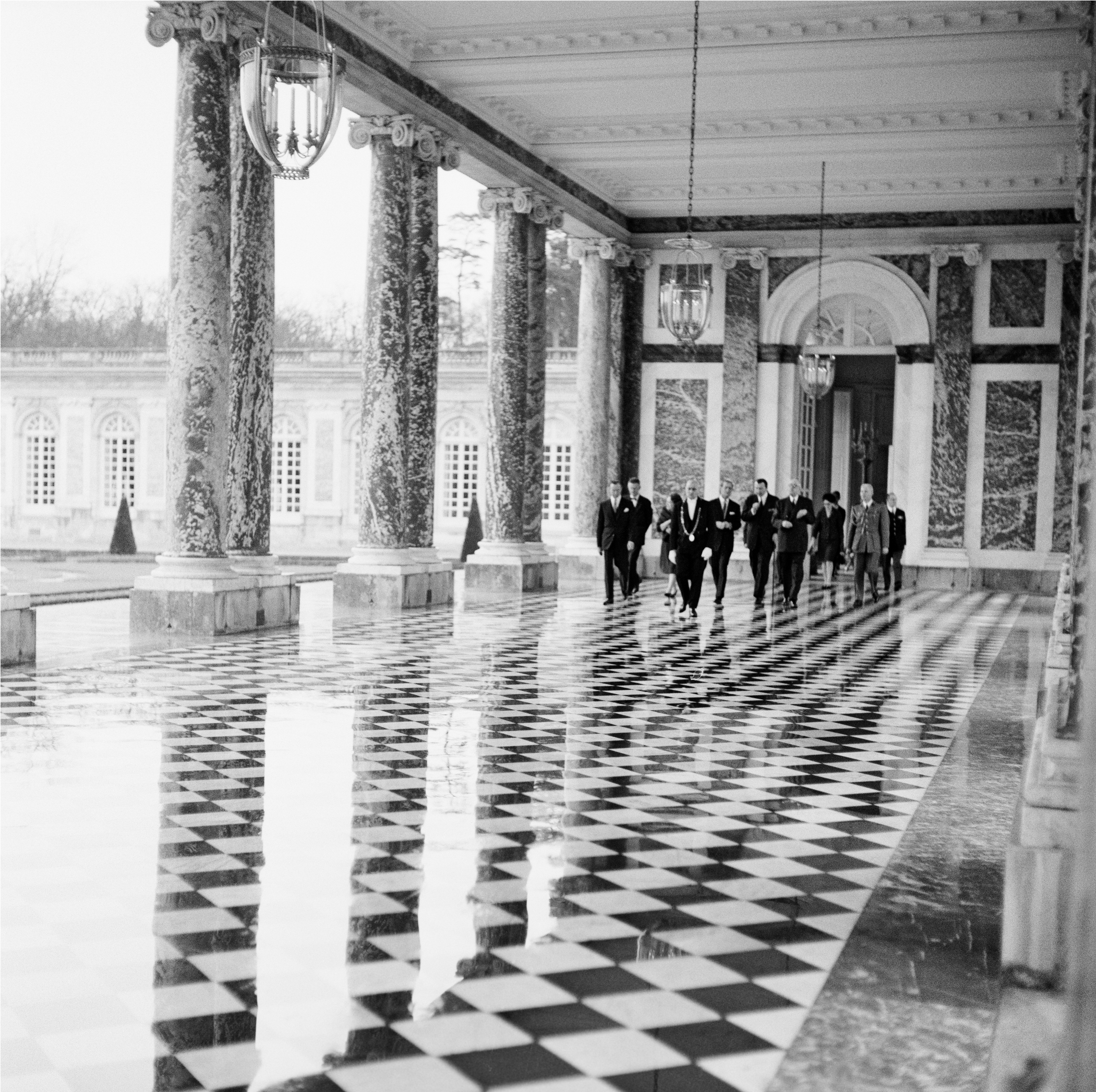 1966 xxe si cle au cours des si cles versailles 3d - Residence grand siecle versailles ...
