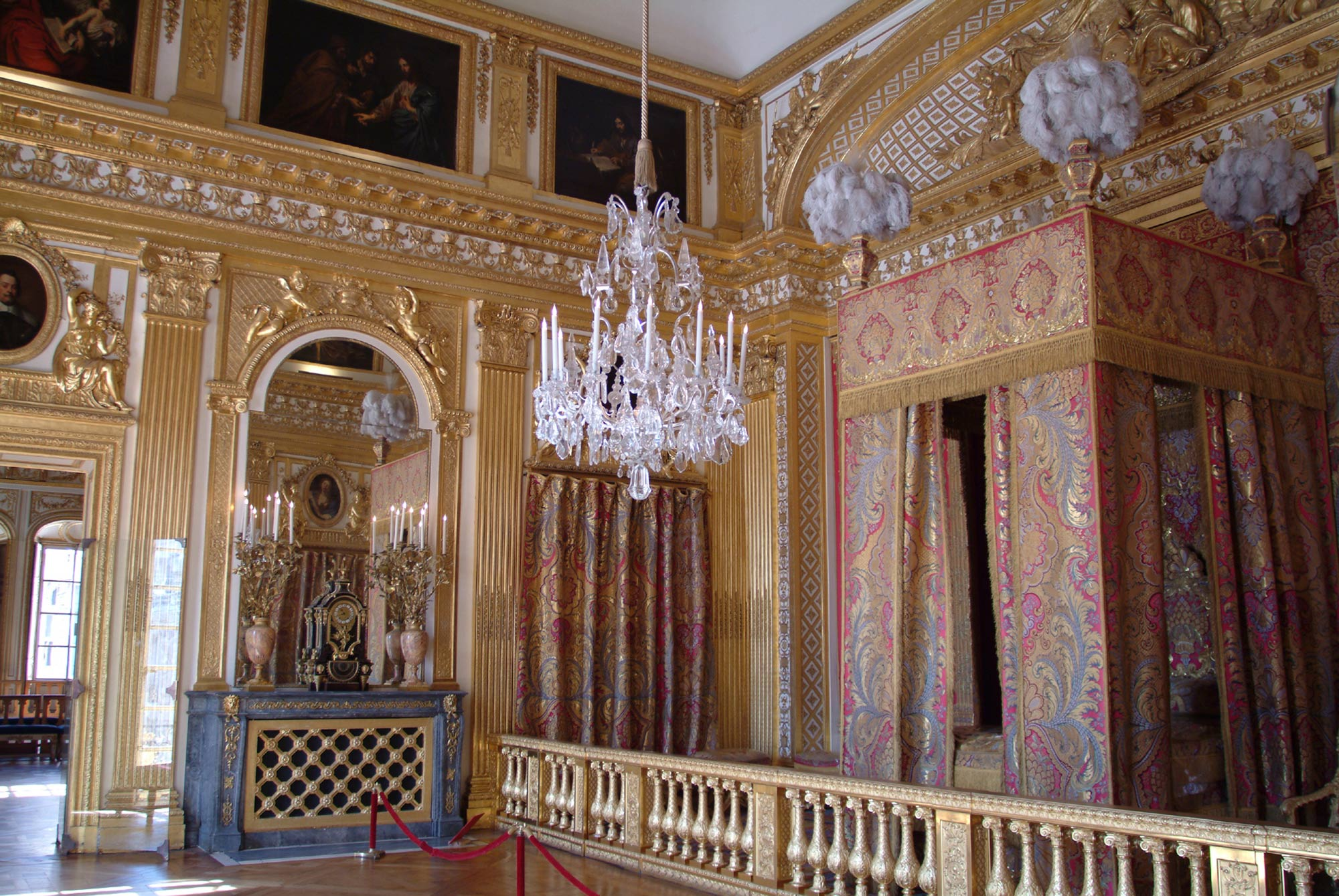 1980 xxth century over the centuries versailles 3d for Chambre chateau