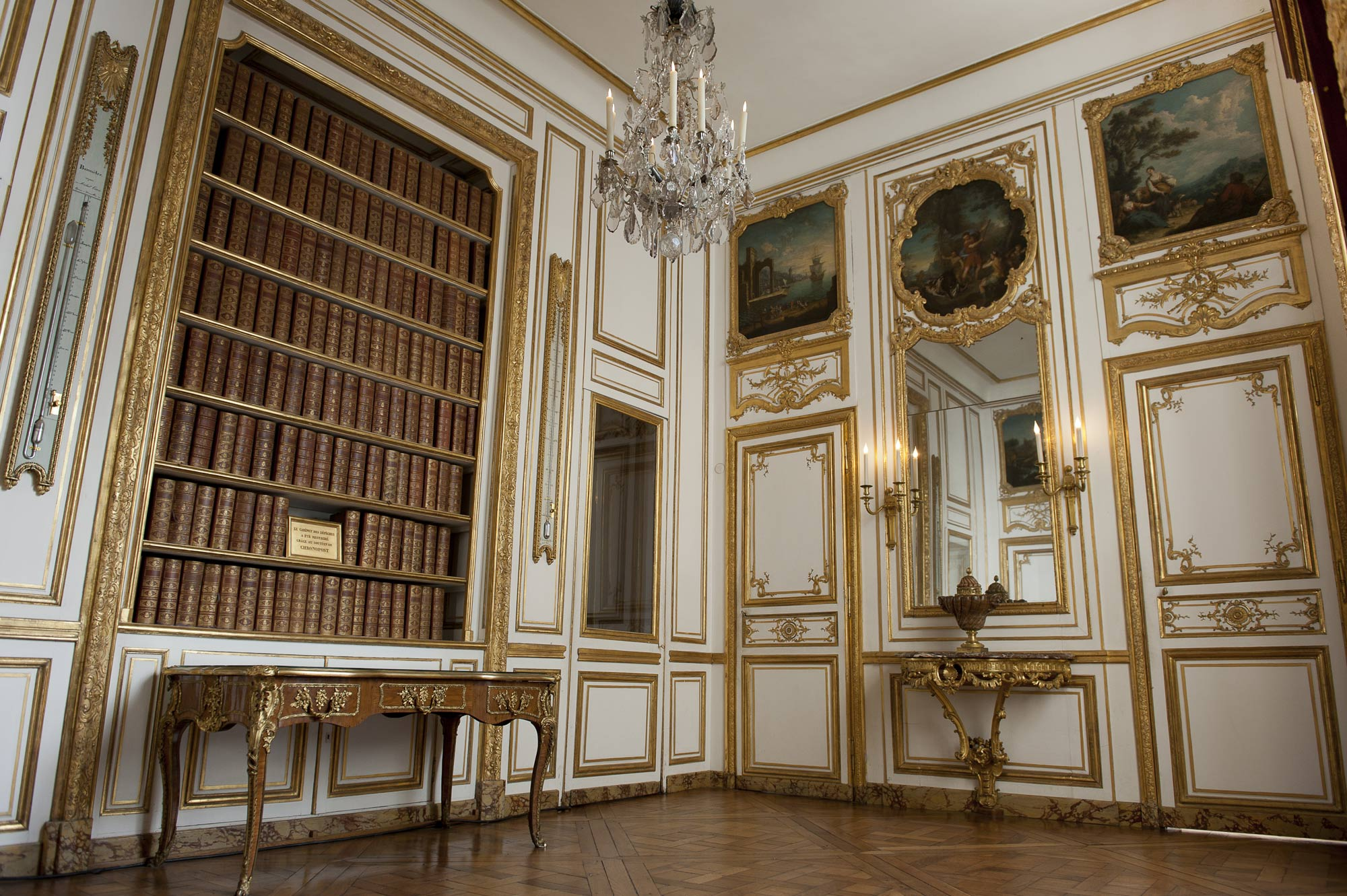 1998 xxth century over the centuries versailles 3d for Interieur french