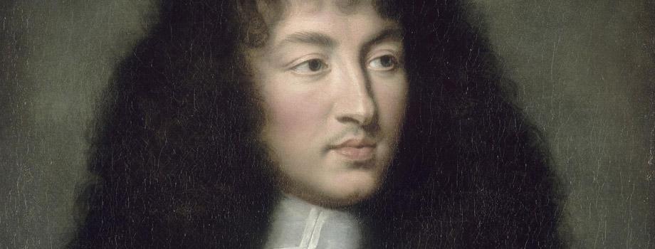 Louis XIV, king of France and Navarre (1638-1715), bust portrait wearing armour, Charles Le Brun (1619-1690), circa 1662, Versailles, châteaux de Versailles et de Trianon © RMN (Château de Versailles) / Franck Raux