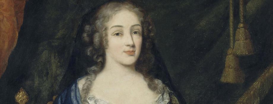 Louise-Françoise de la Baume Le Blanc, Mademoiselle de la Vallière, duchesse de Vaujours (1644-1710), Jean Nocret (1617-1672), Versailles, châteaux de Versailles et de Trianon © RMN (Château de Versailles) / Gérard Blot