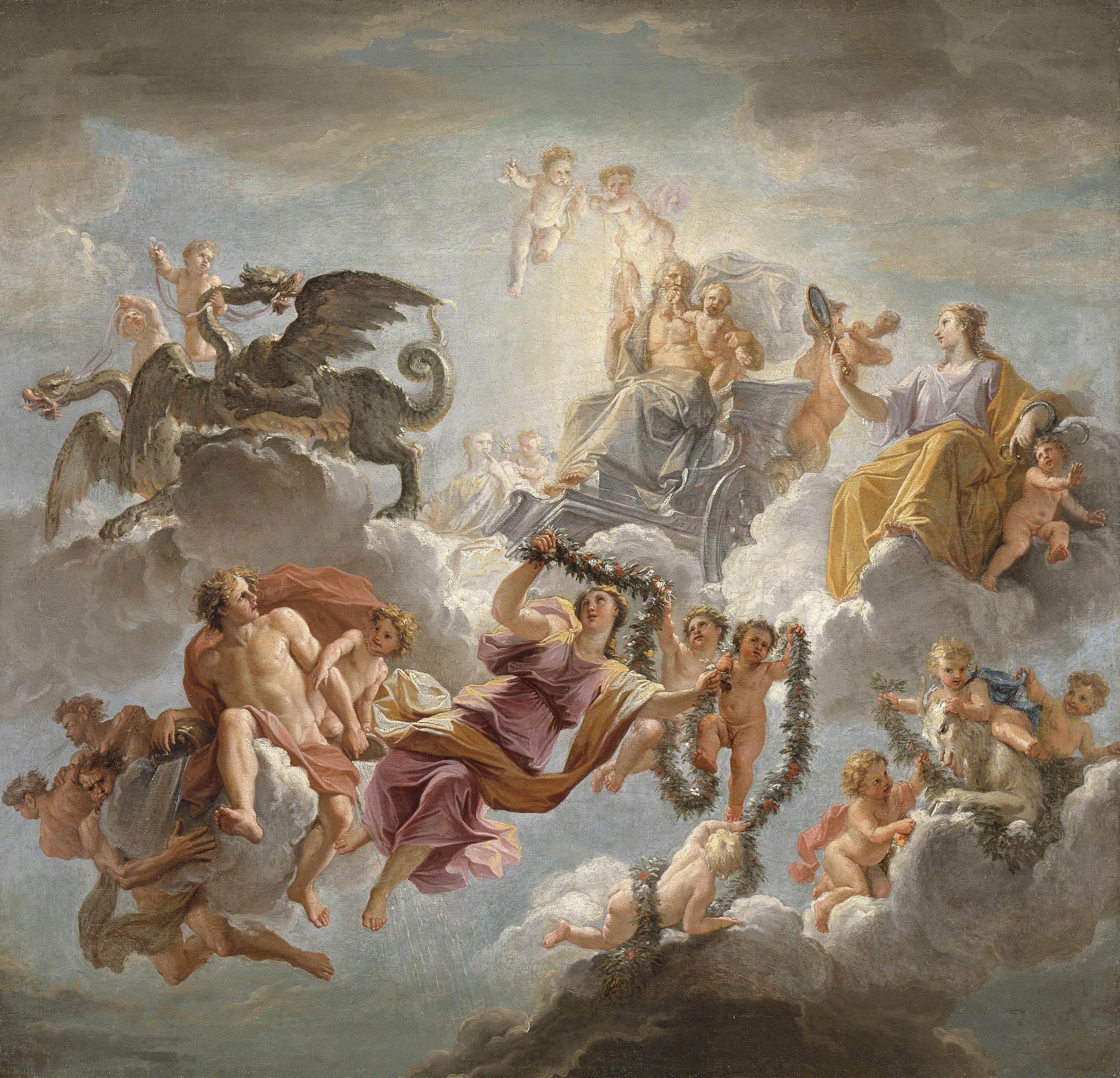 1670 - Discover the 3D scale models - Versailles 3d
