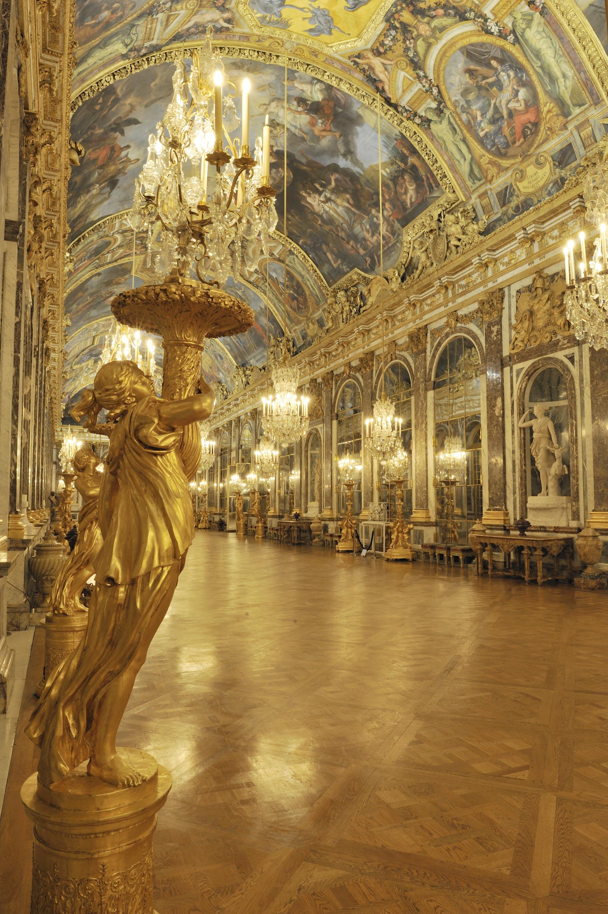 1670 discover the 3d scale models versailles 3d - Photo chateau de versailles ...