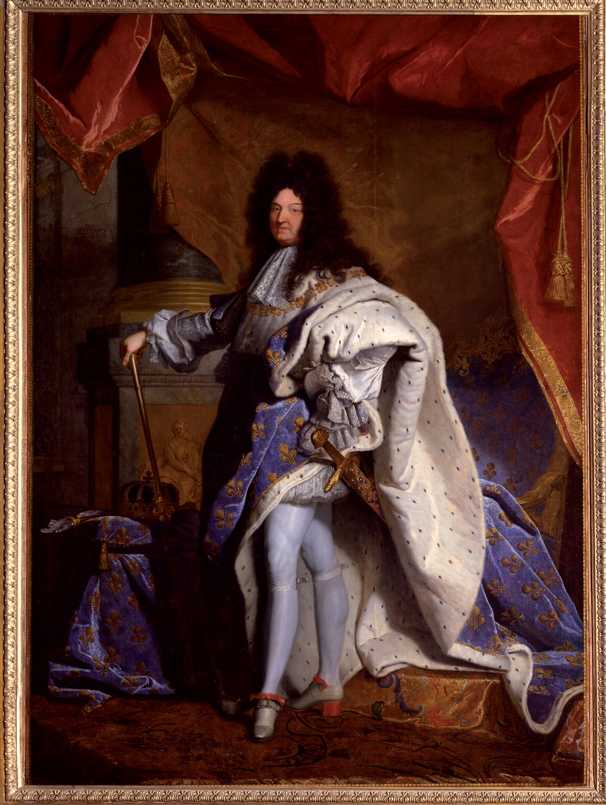 louis xiv the sun king Philippe, duke of orléans (21 september 1640 – 9 june 1701) was the younger son of louis xiii of france and his wife, anne of austriahis older brother was the famous sun king, louis xiv.