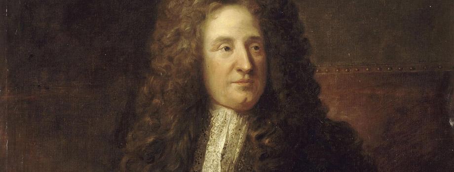 Jules Hardouin-Mansart (1645-1708), architecte, surintendant des Bâtiments, François de Troy (1645-1730), Versailles, châteaux de Versailles et de Trianon © RMN (Château de Versailles) / Gérard Blot