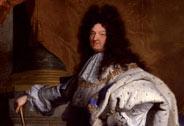 Full-length portrait of Louis XIV aged 63 in full royal costume (1638-1715), Hyacinthe Rigaud (1659-1743), 1702, Versailles, châteaux de Versailles et de Trianon © EPV/ Jean-Marc Manaï