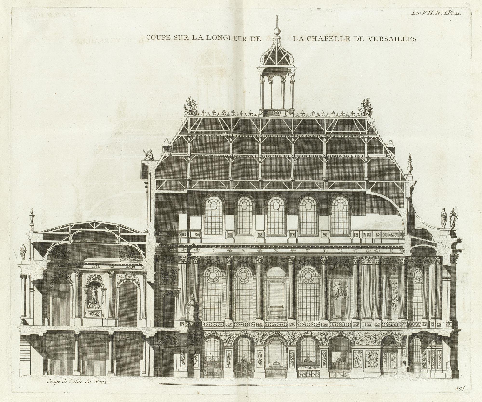 Louvre Floor Plan 1715 Descubra Las Maquetas 3d Versalles 3d